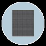 deodorisation filter